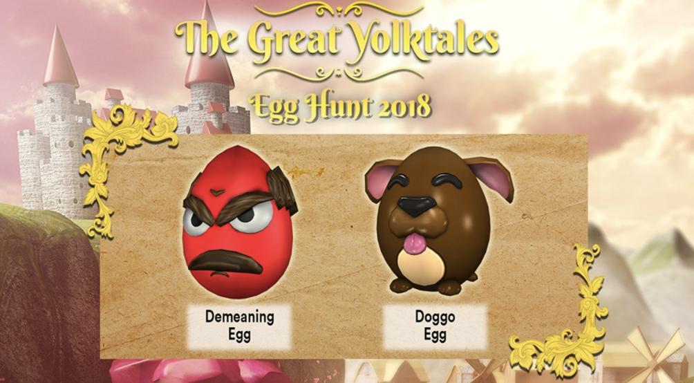 roblox egg hunt 2018 all eggs demeaning doggo leaks