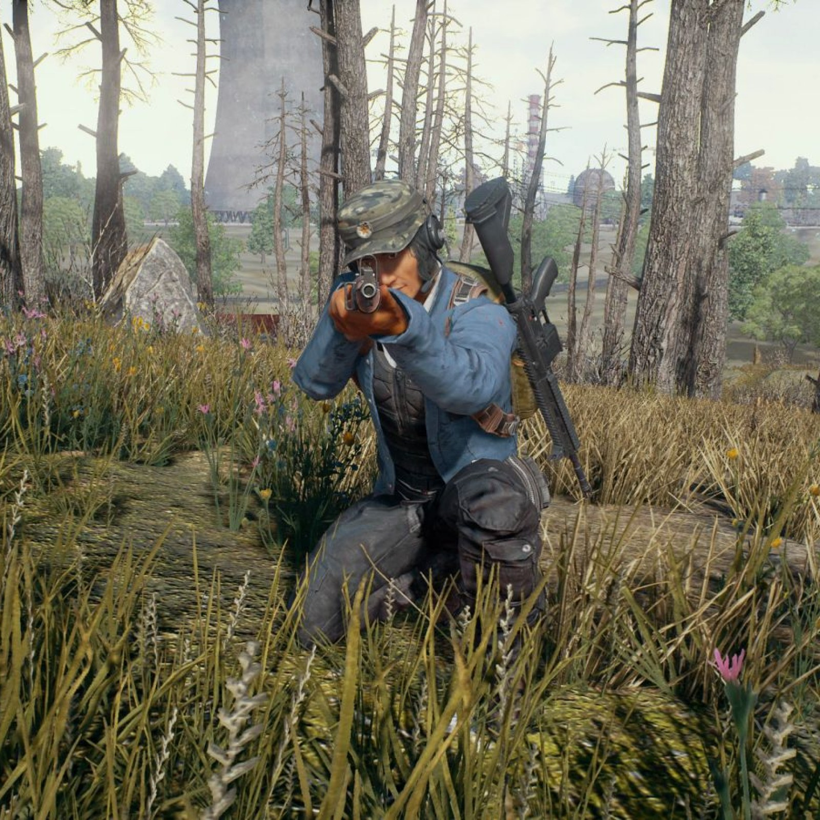 PlayerUnknown's Battlegrounds - Early Access Trailer
