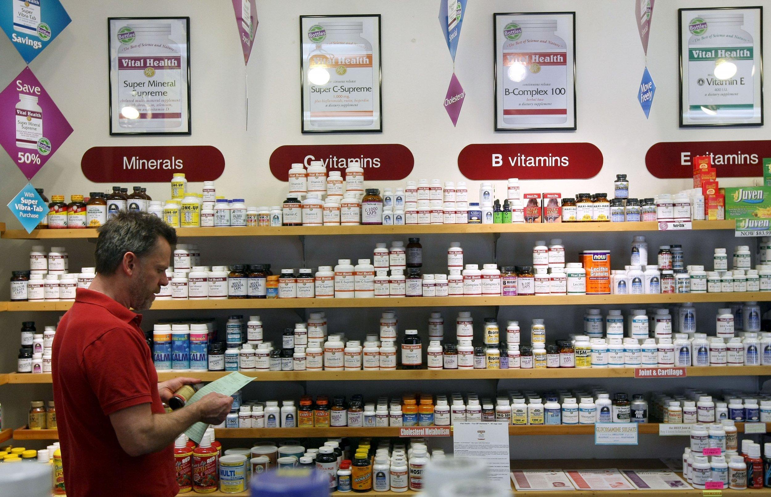 supplements san francisco
