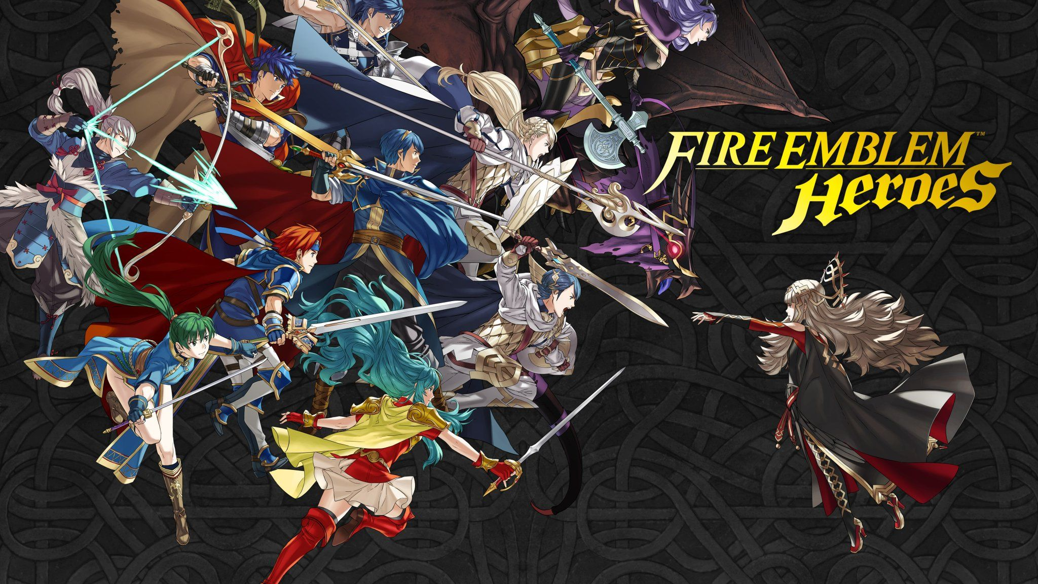 Fire Emblem Heroes update new maps blessed gardens rival domains 2.3.0 patch notes