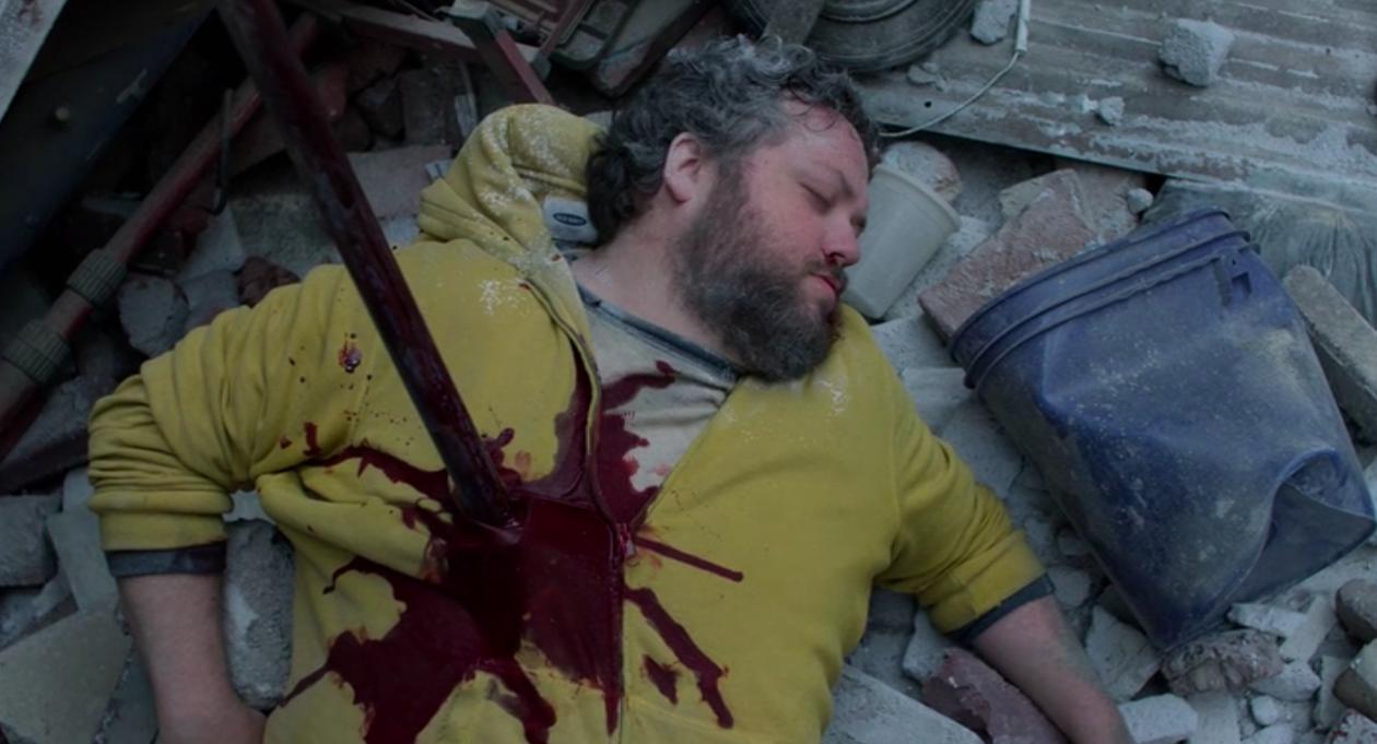 the whizzer death jessica jones season 2