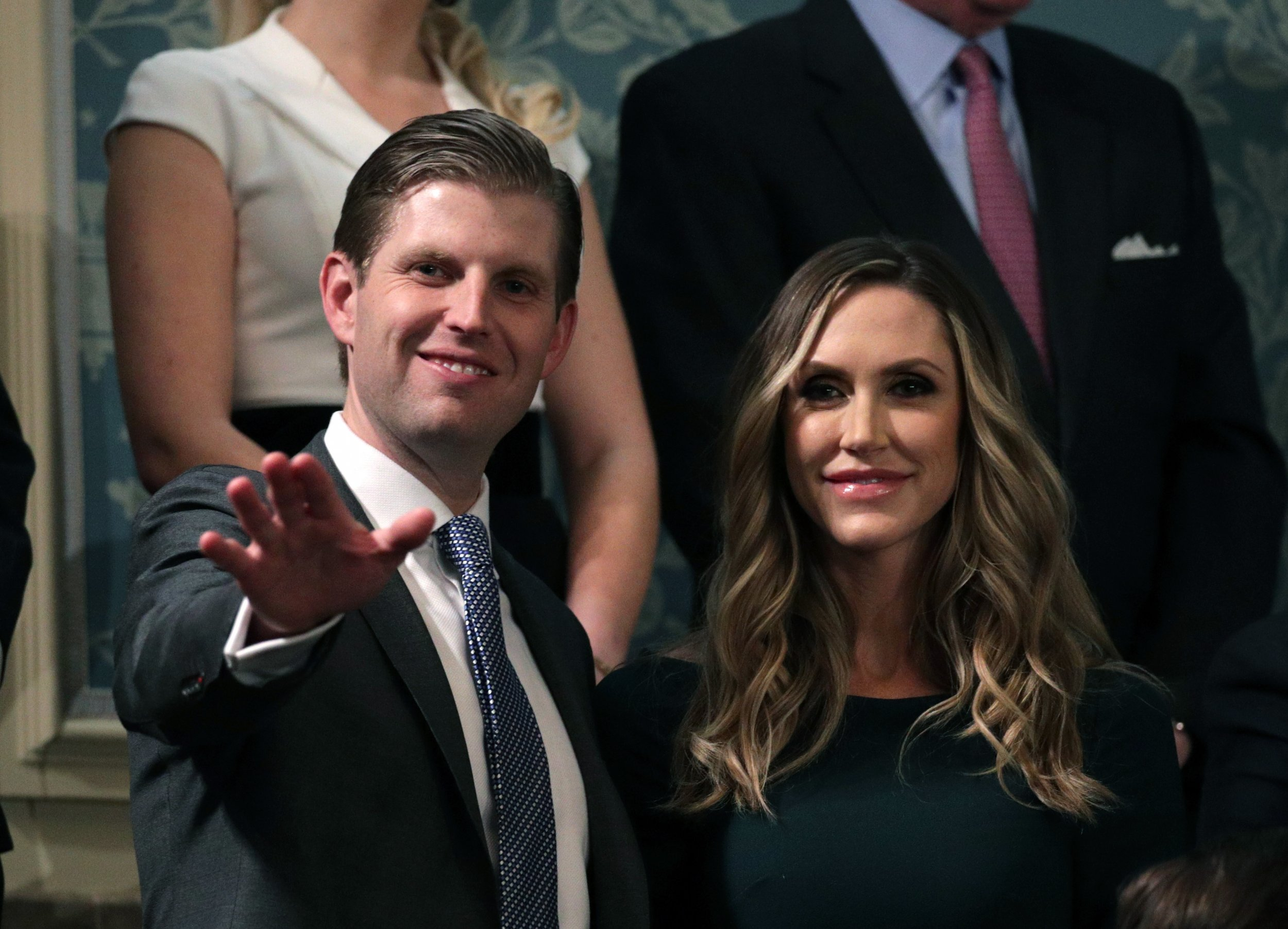 Lara Trump Says Media Is 'Out to Get the President and Our Entire Family at Every Turn'