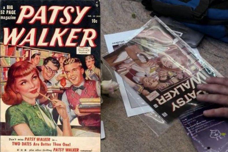 patsy walker comic book marvel jessica jones season 2 hellcast