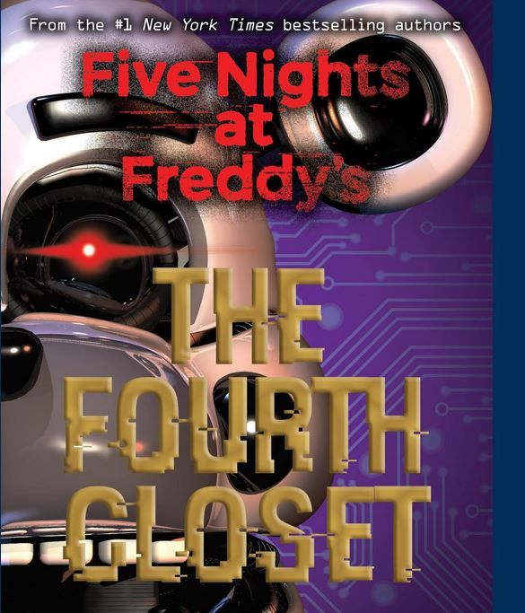 FNaF Fourth closet cover