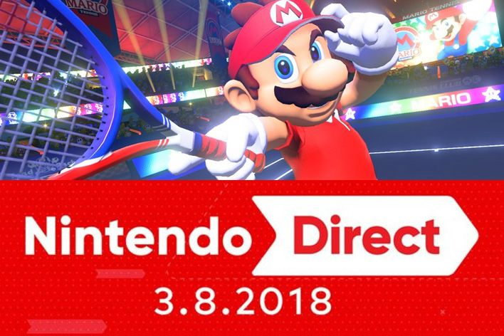 Image result for nintendo direct march 8