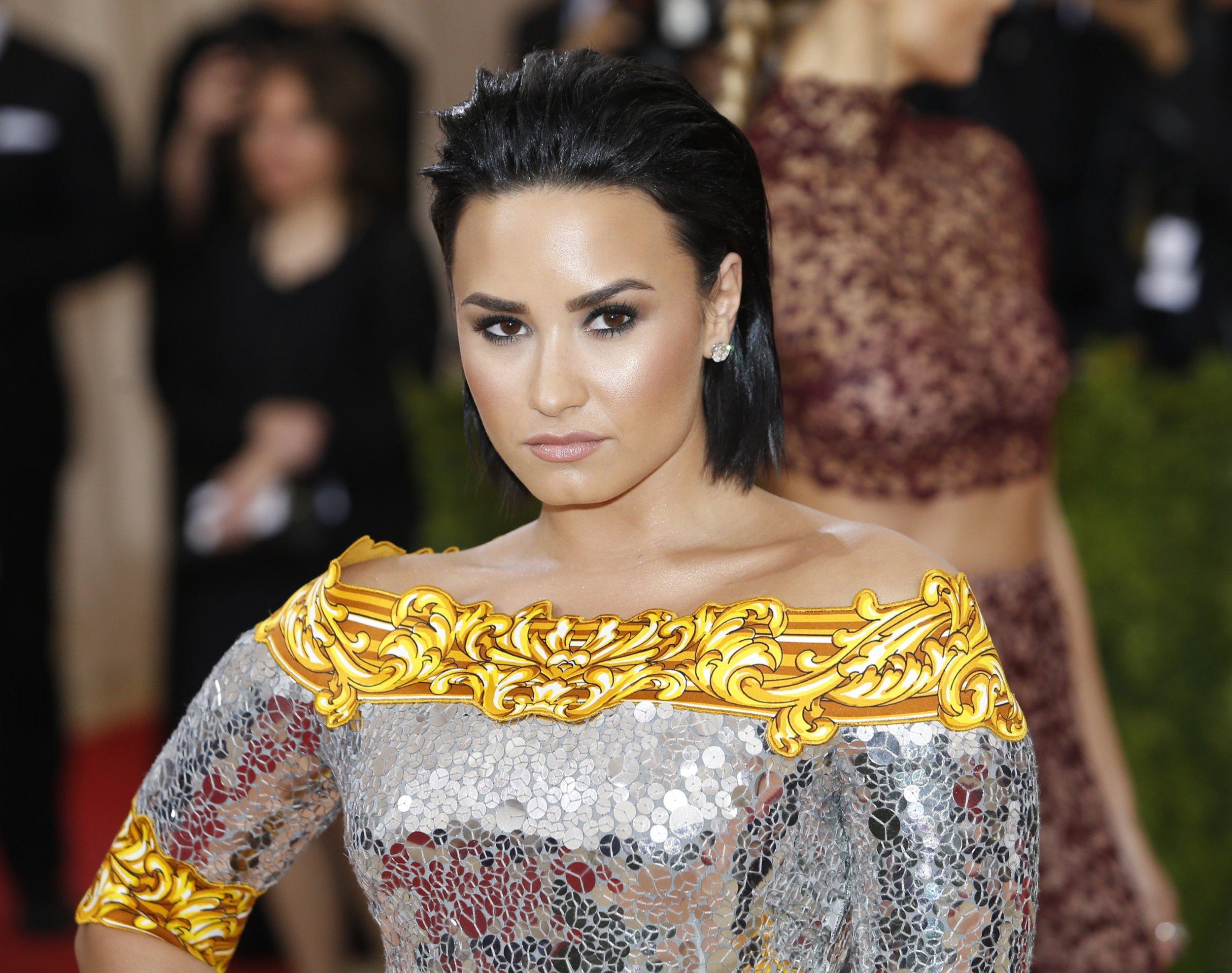 Demi Lovato Met Gala