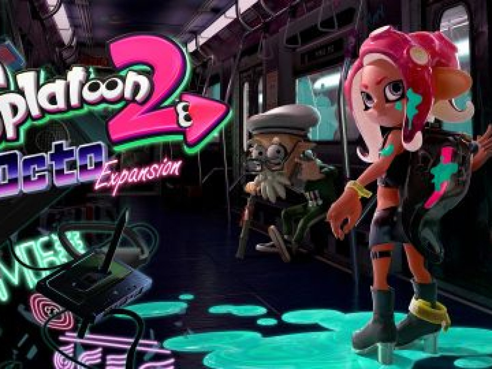 Splatoon 2 Octo Expansion And Version 3 0 Update