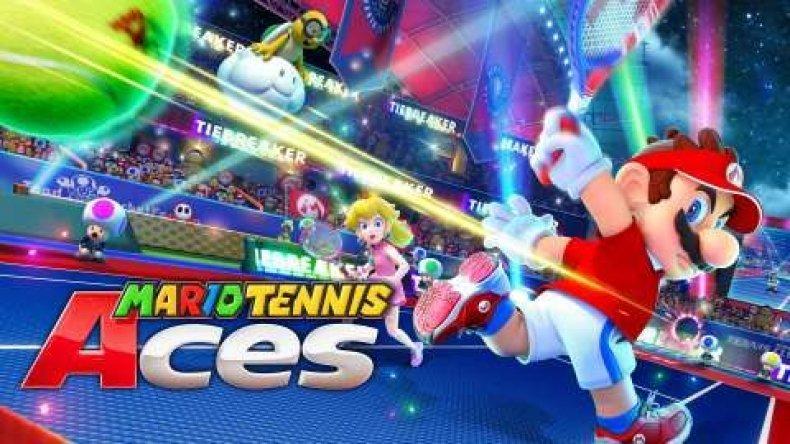 mario tennis aces box art