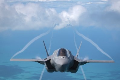 GettyImages-544080310 F-35
