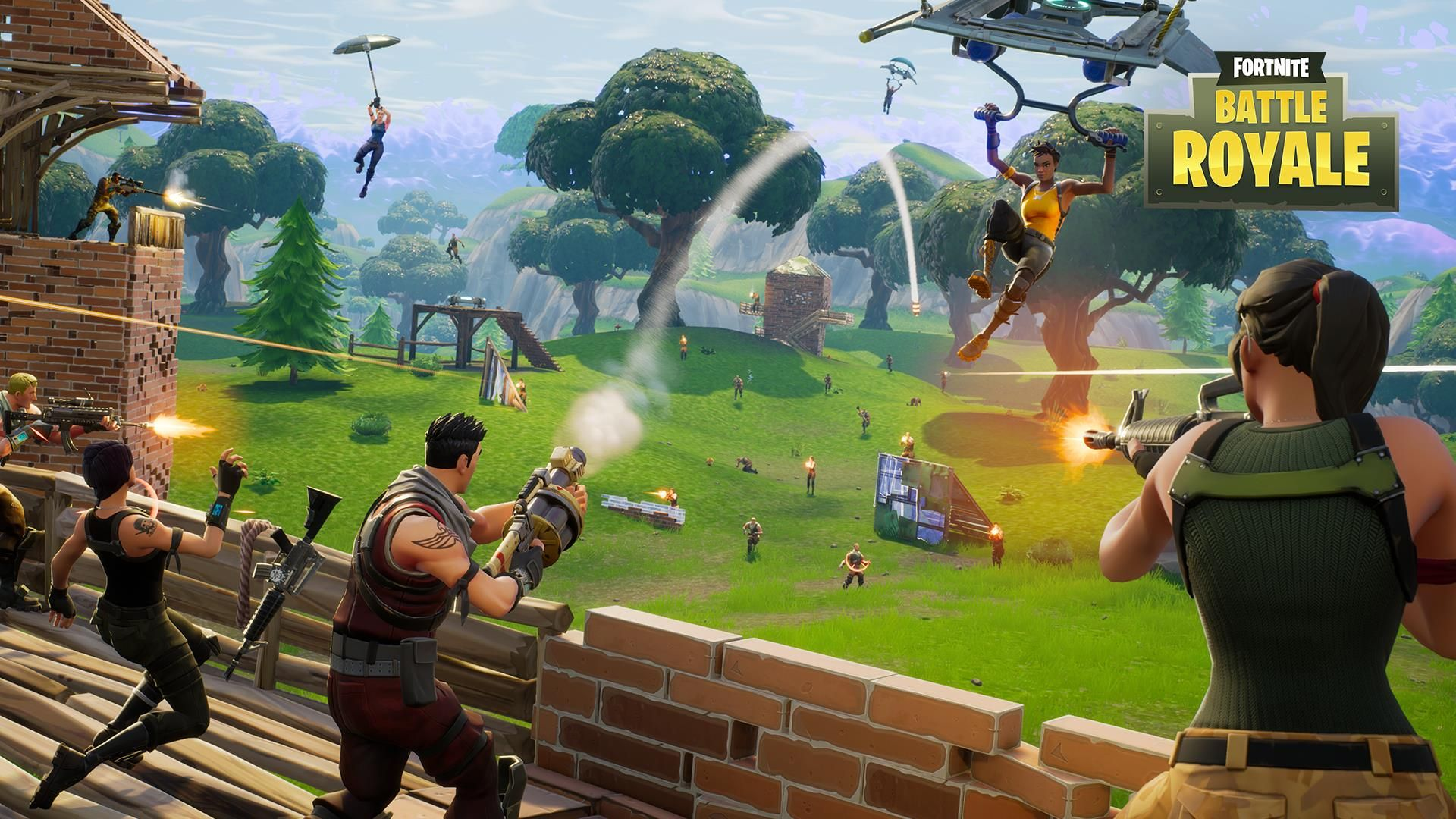'Fortnite' Coming to Mobile Very Soon, Sign Ups Begin Monday