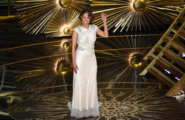 Stacey Dash is 'Not Here to Judge' Neo-Nazis