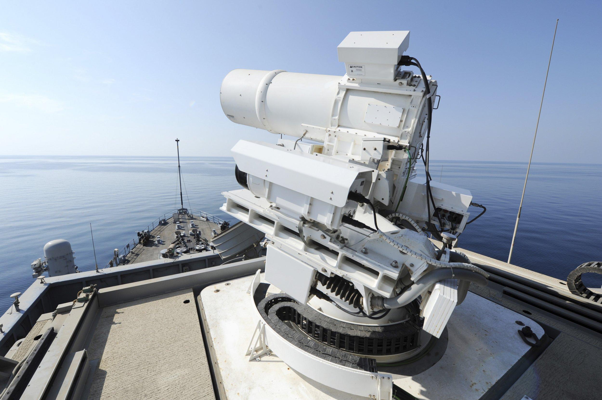 RTR4HMIJ USS Ponce laser system