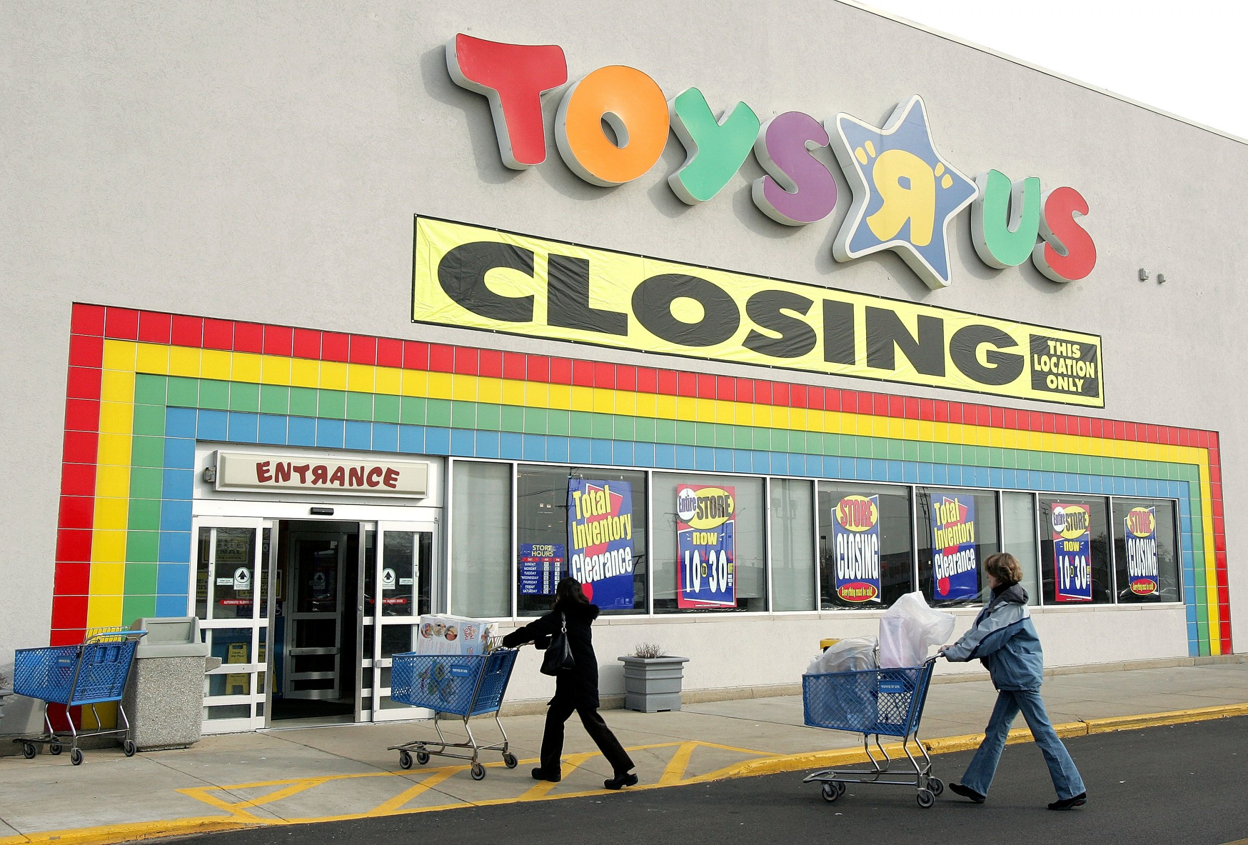 toys r us may be going out of business 10 to 15 percent of all toy sales could disappear. Black Bedroom Furniture Sets. Home Design Ideas