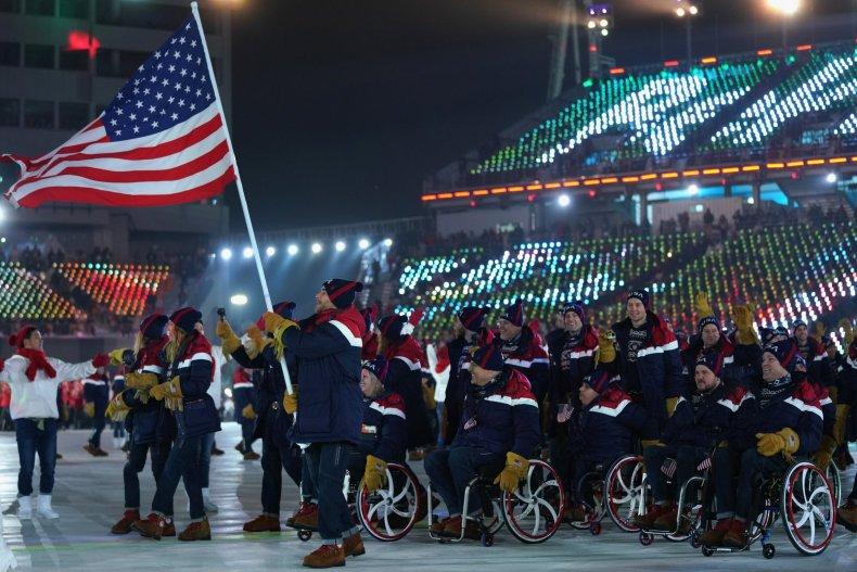 paralympics pyeongchang opening ceremony