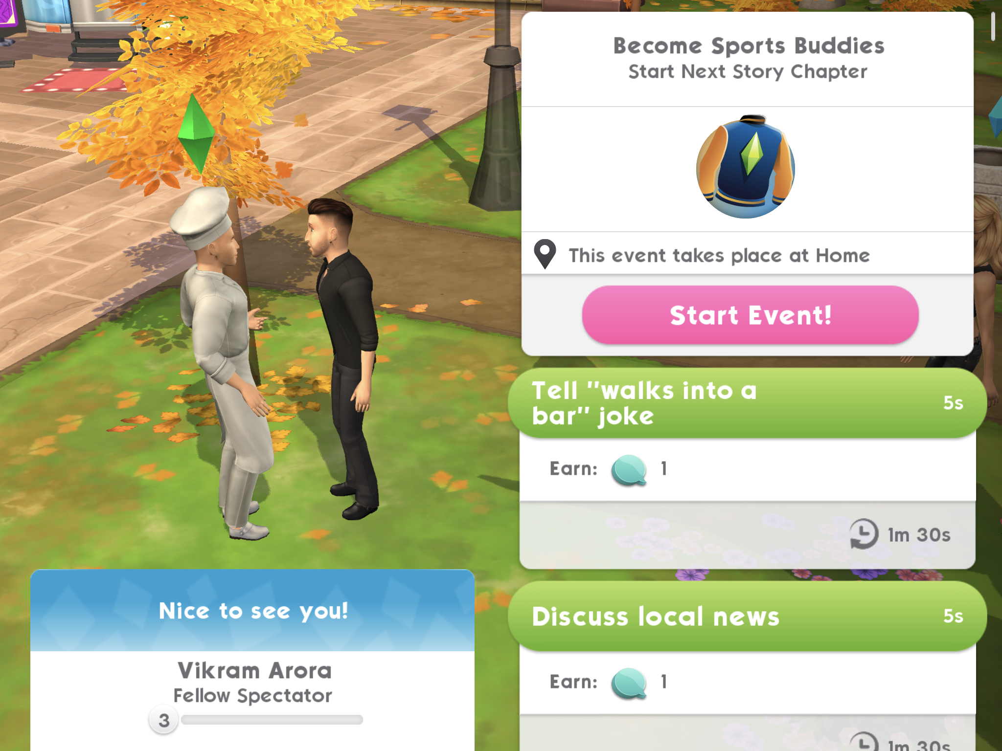 The Sims Mobile' Beginner's Guide: How to Move Furniture