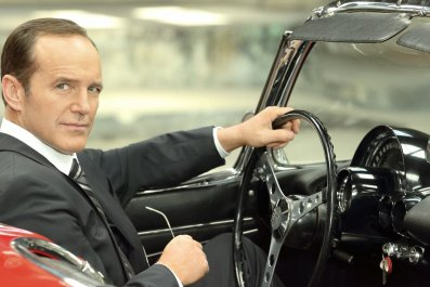 agent coulson shield
