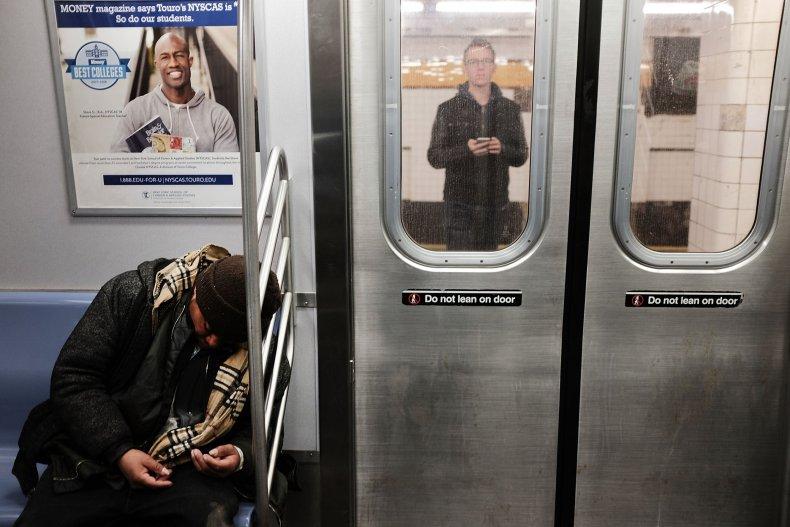 nyc subway insomnia