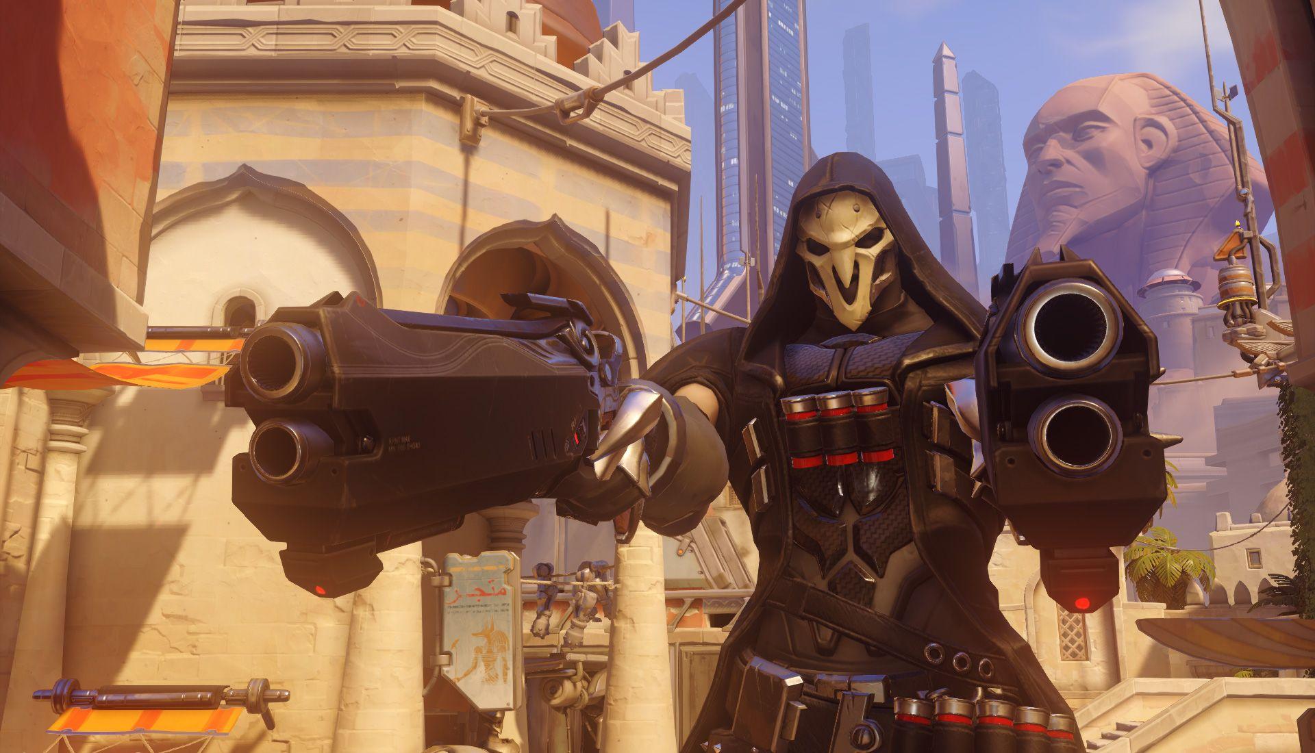Reaper lore