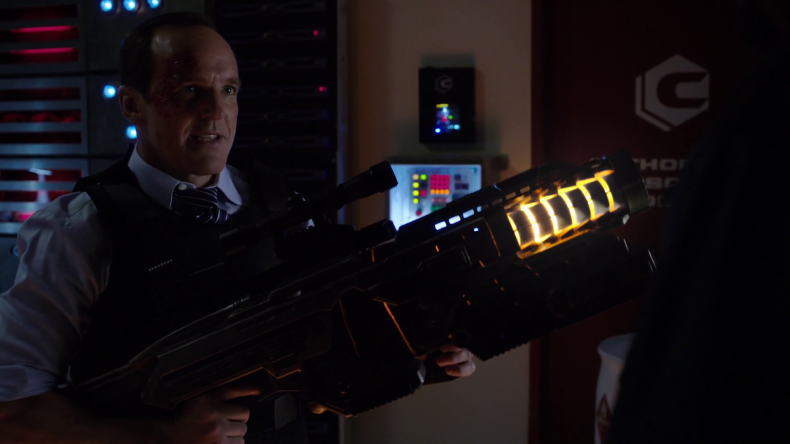 coulson revenge avengers infinity war