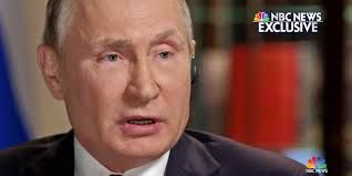 """Maybe they are Jews"", Putin says about whoever is behind U.S. election meddling"