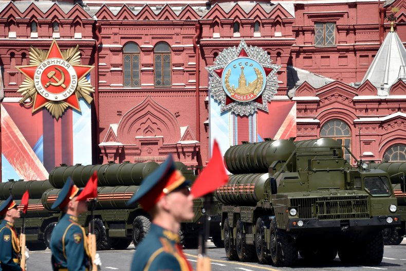GettyImages-529560632 S-400 Moscow