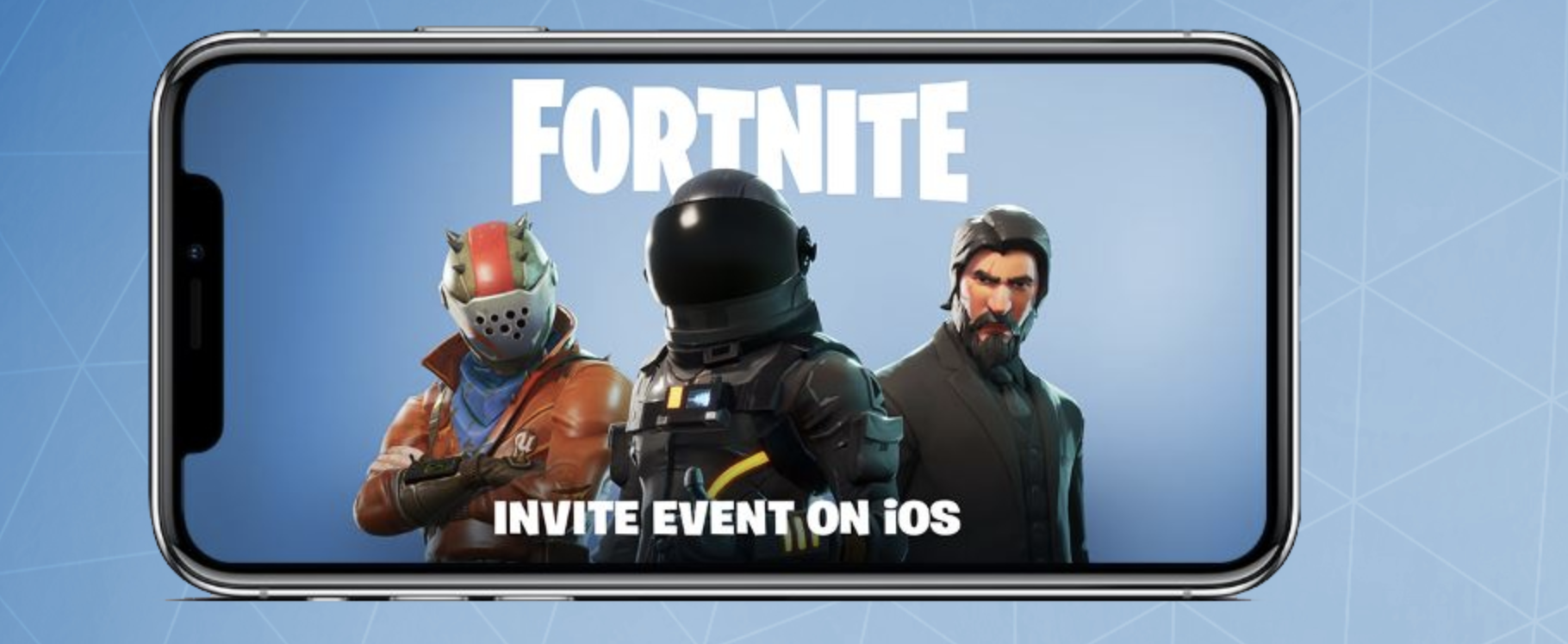 what time does fortnite mobile come out invite event link sign up registration code how to sign up