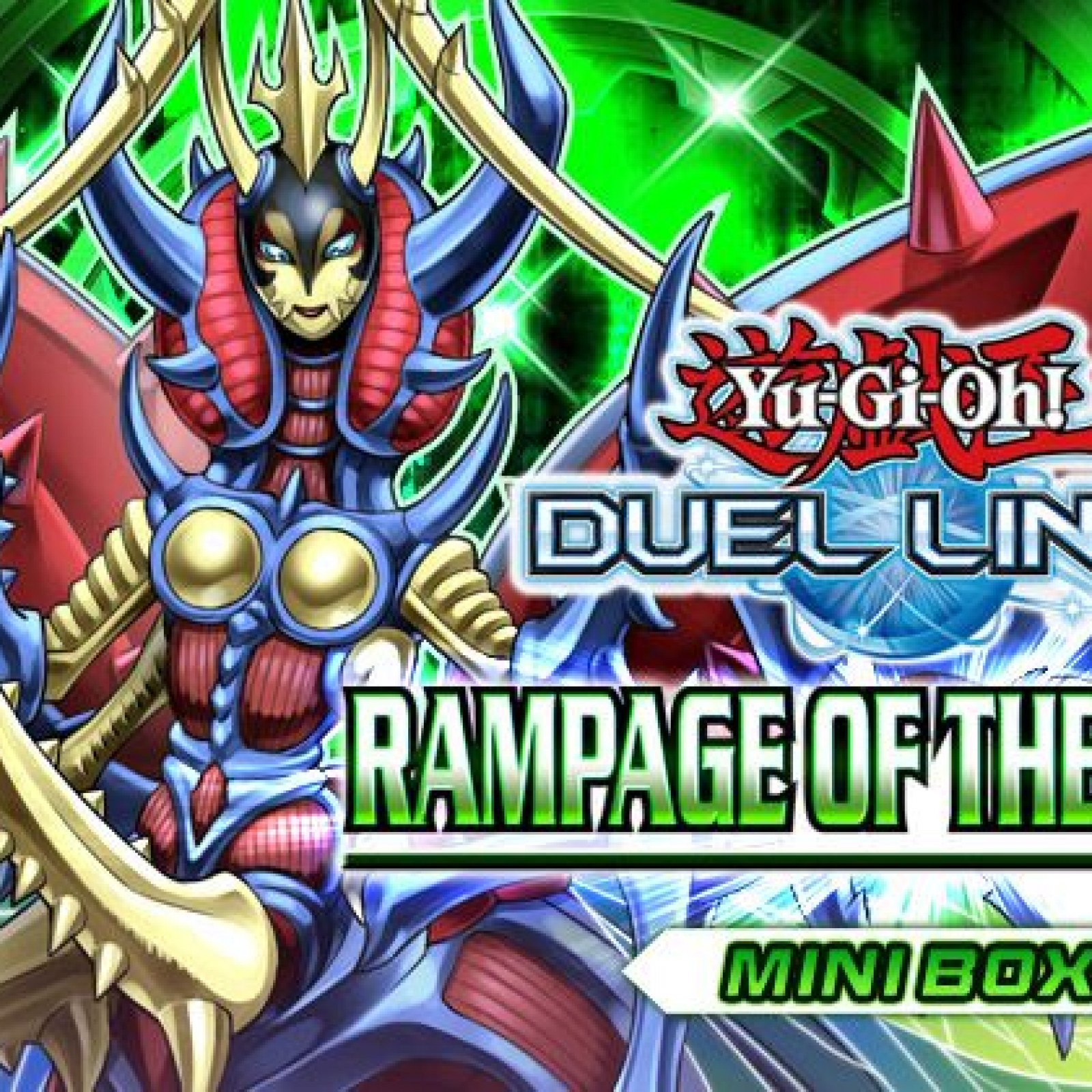 Yu Gi Oh Duel Links Update Every Card In Rampage Of The Forest Set