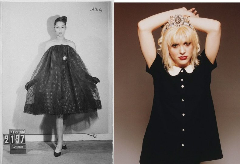 givenchy / courtney love