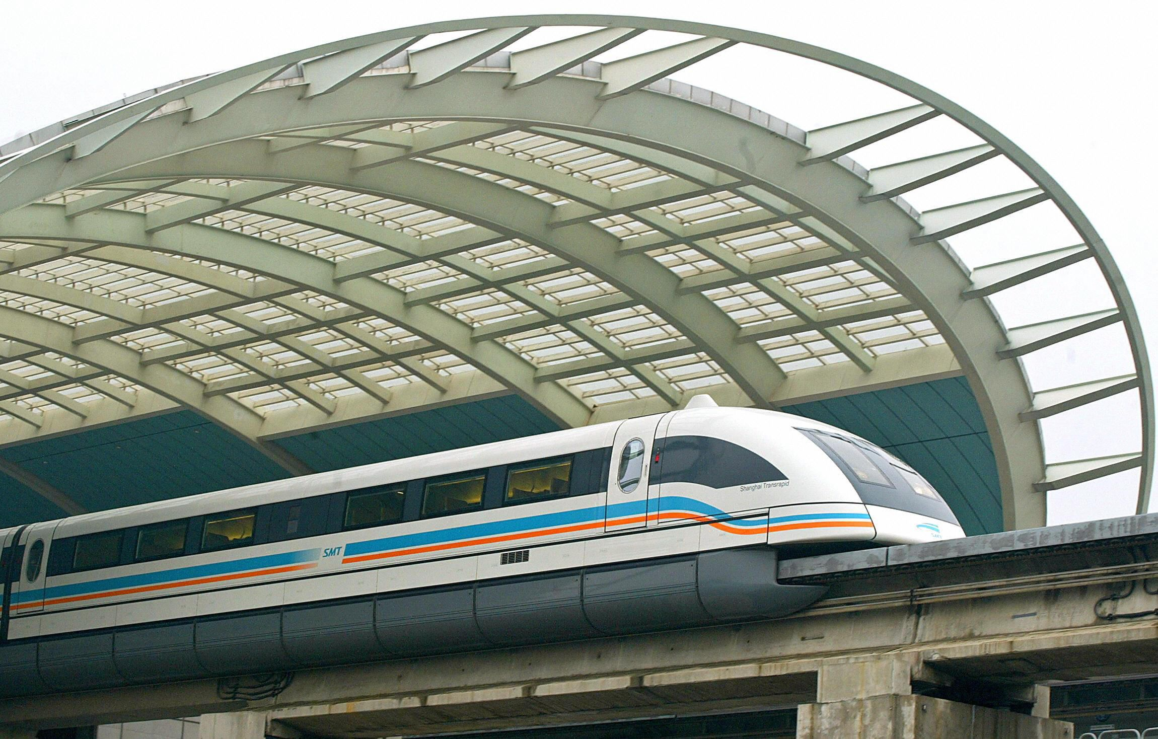 Super-Maglev:' 600 MPH Train Would Complete New York to D C
