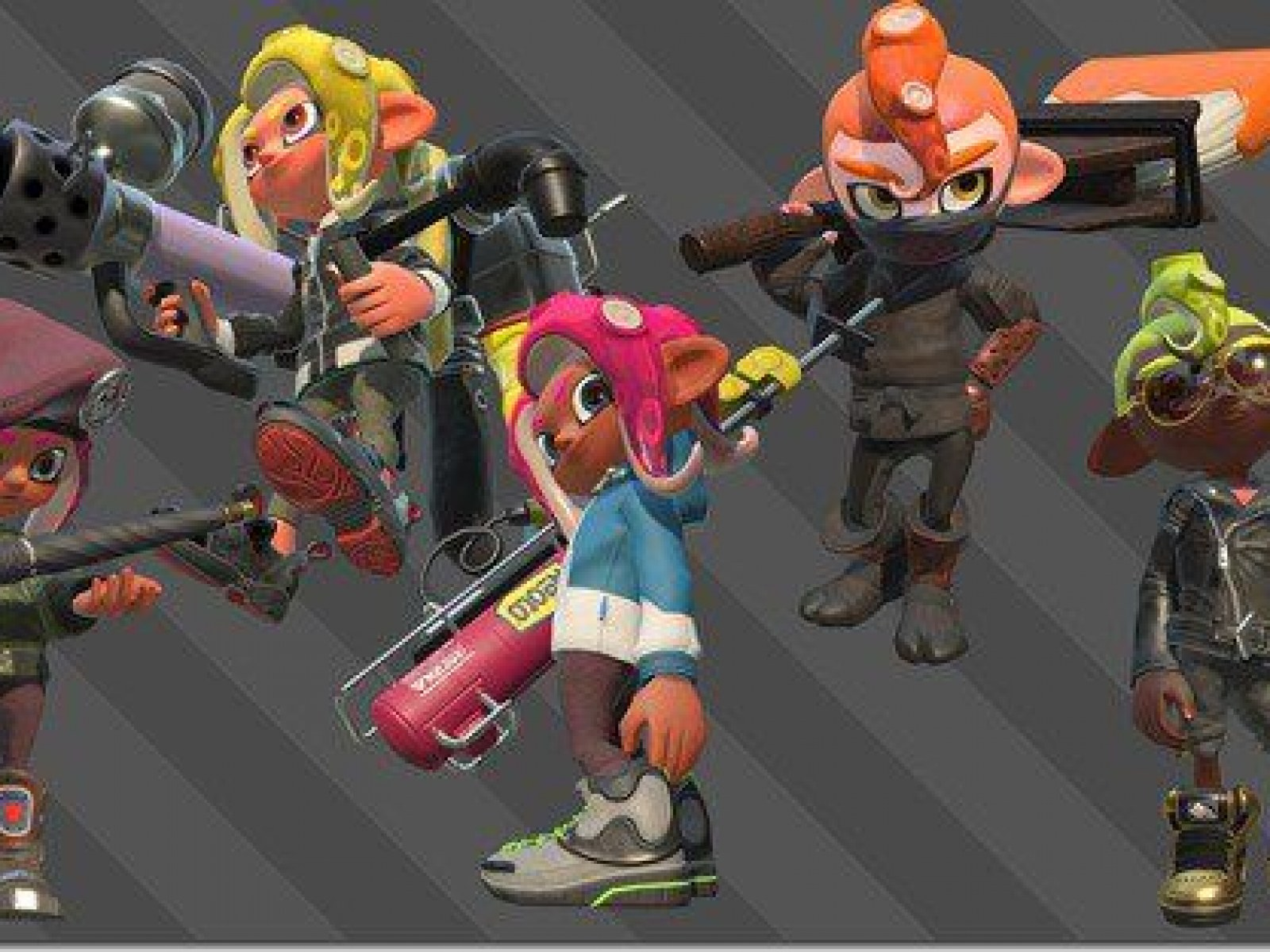 Splatoon 2' Octo Expansion Story Details Revealed on Twitter