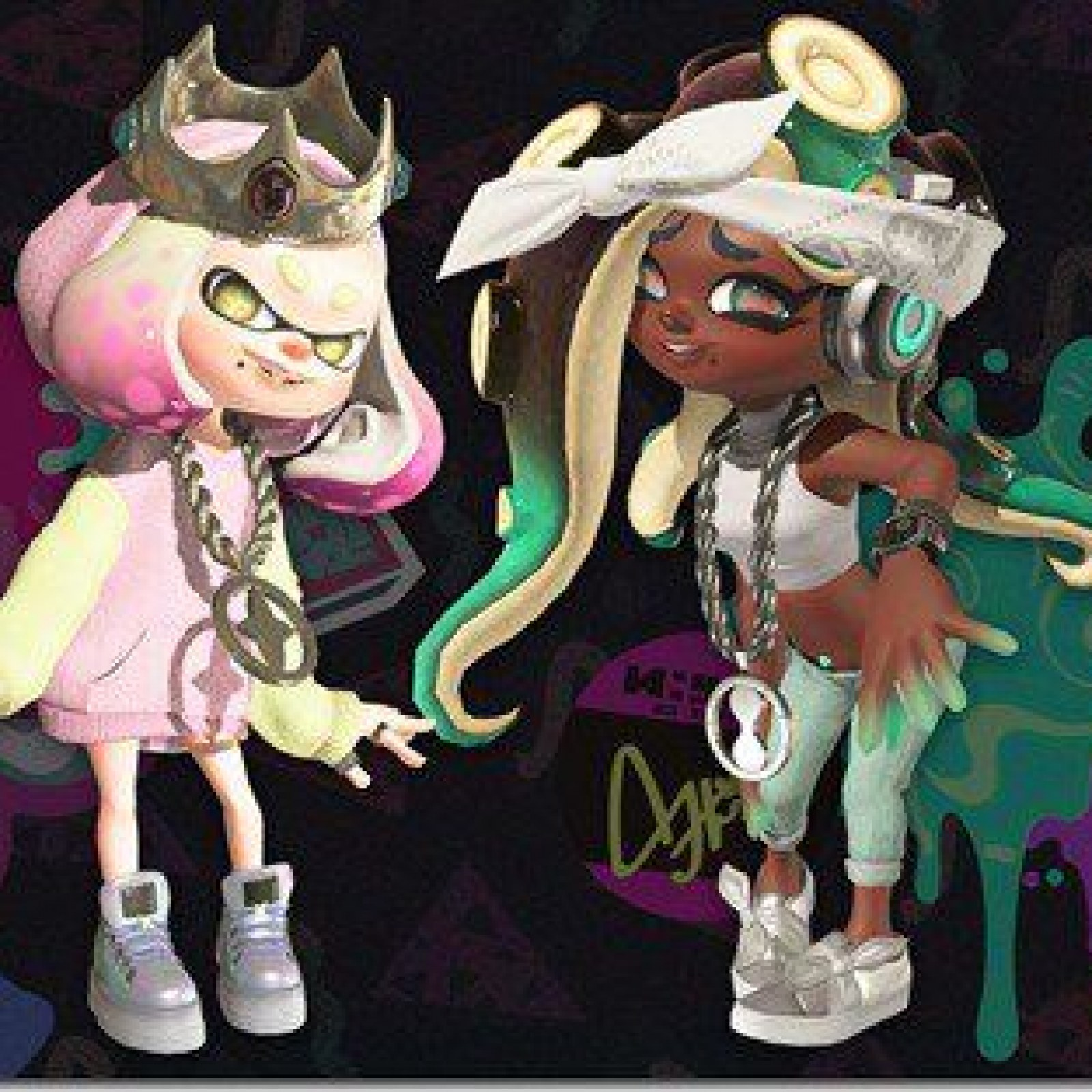 Splatoon 3 Trends After Missing Marina Sparks Talk Of Possible