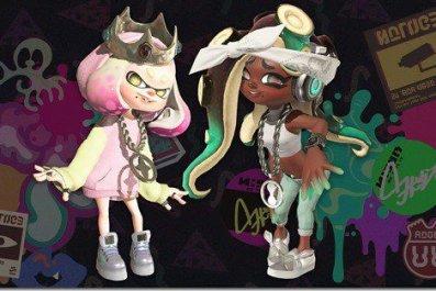 pearl and marina octo expansion splatoon 2