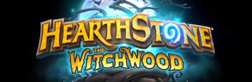 Blizzard Unveils New Hearthstone Expansion - The Witchwood