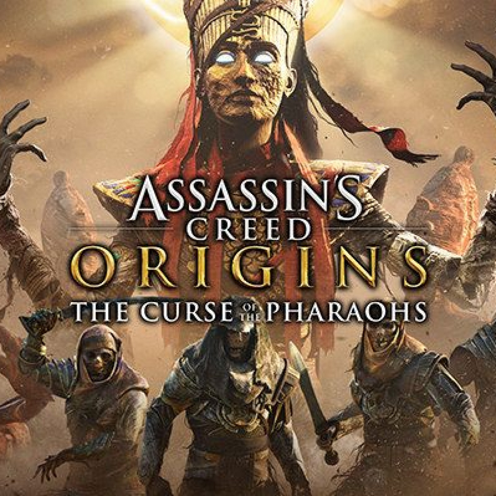 Assassin's Creed Origins' DLC: 'The Curse of the Pharaohs' Download Time