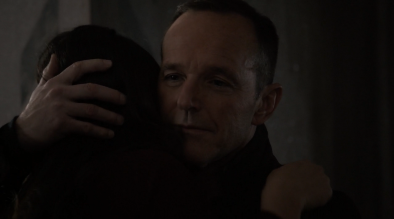 phil coulson daisy quake dying death agents of shield