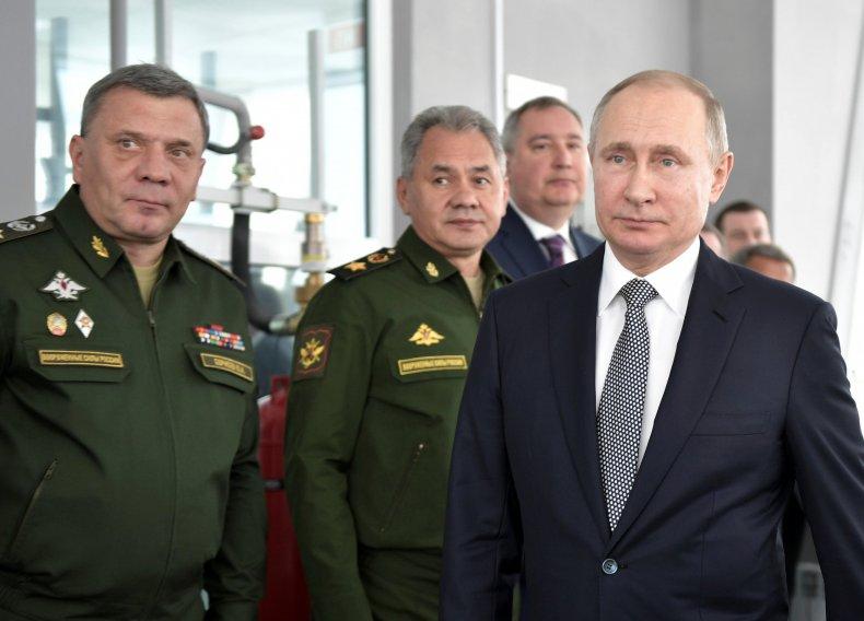 RTX4K3B9 Putin, Shoigu and Borisov
