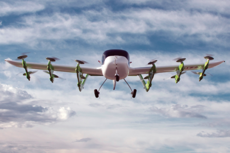 kitty hawk flying taxi larry page