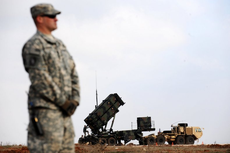 GettyImages-160760123 (1) Patriot missiles