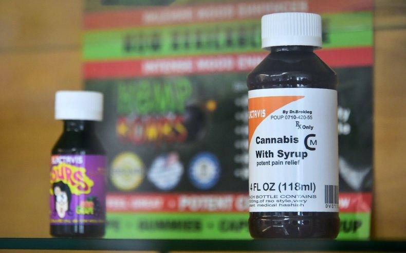 cannabis nerve pain