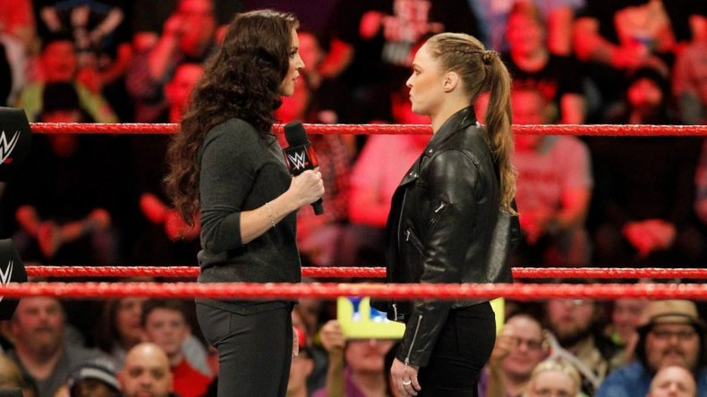 Ronda Rousey has brought WWE more attention
