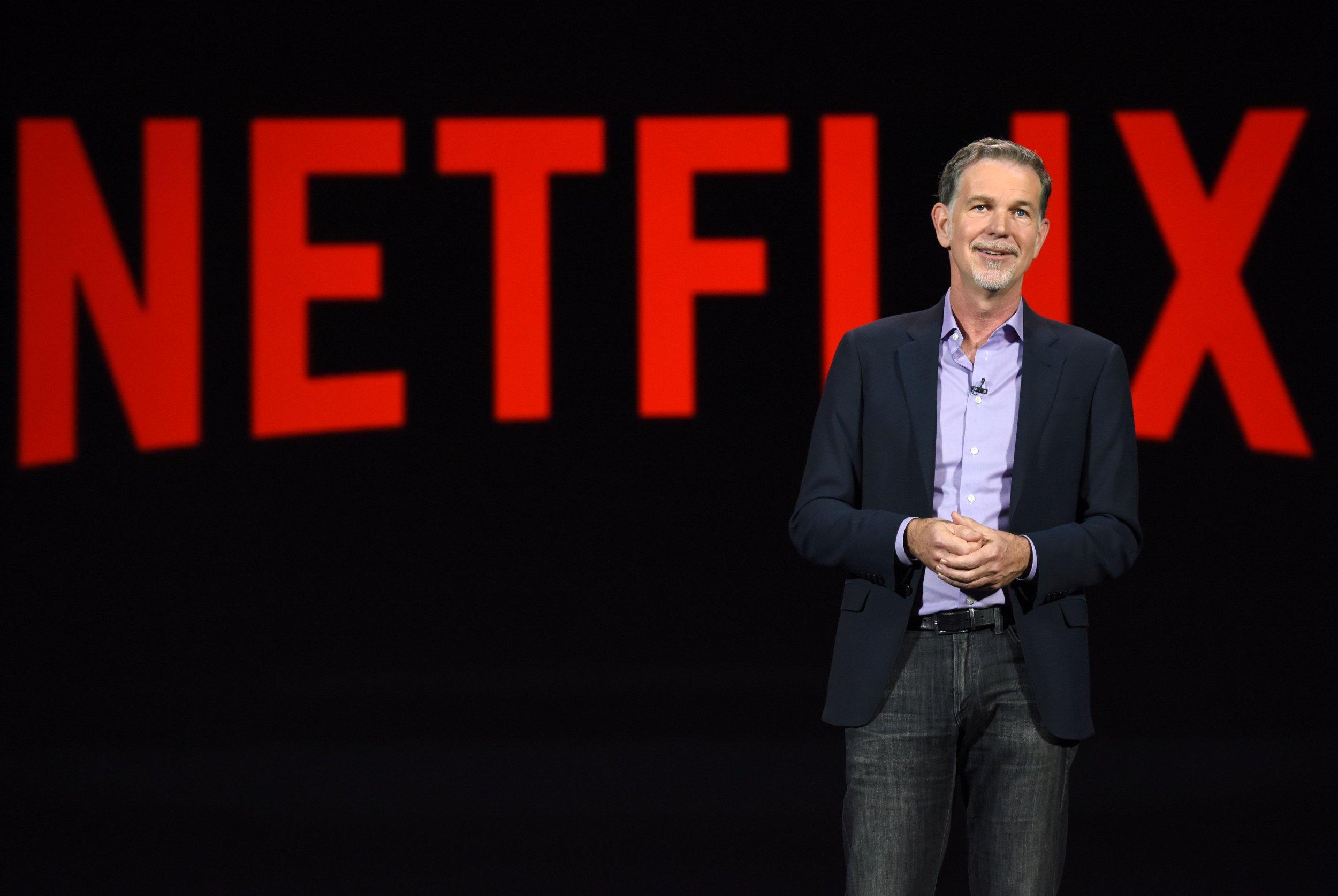 Netflix CEO