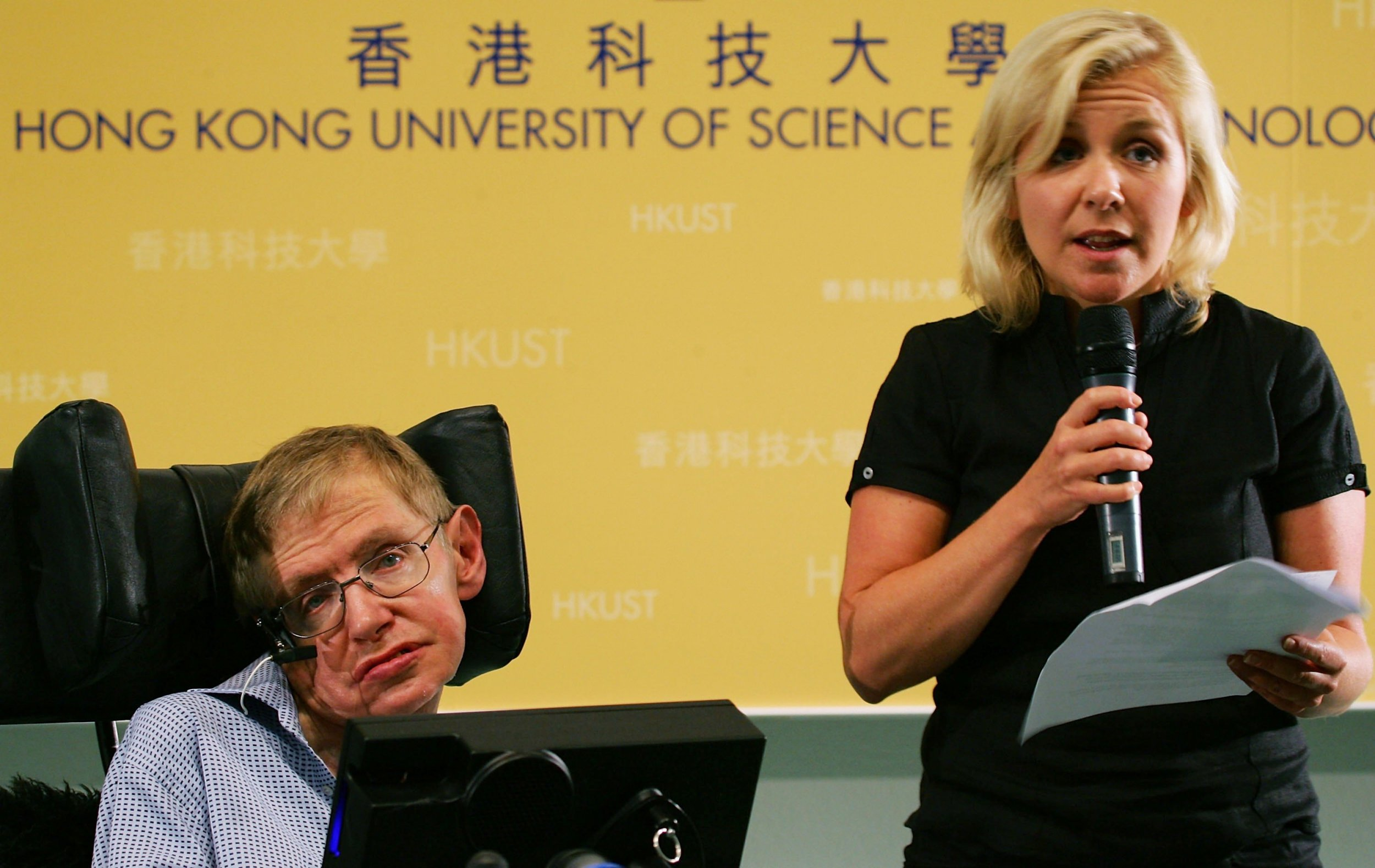 Who Are Stephen Hawking's Kids? Lucy, Robert, And Timothy ...