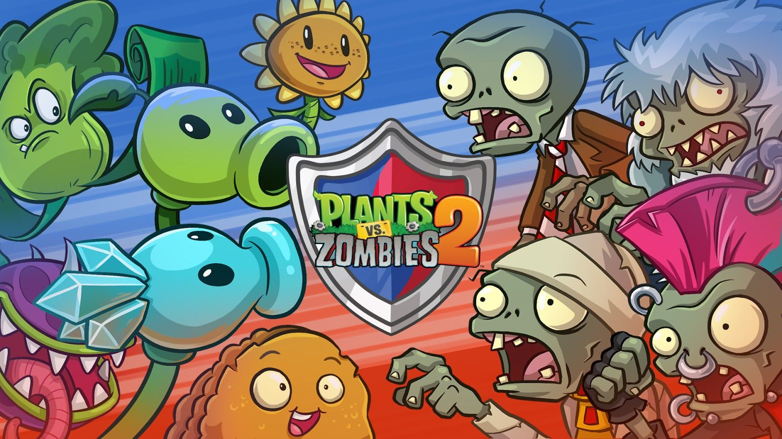Plants vs zombies 2 update brings pvp mode plants vs zombies 2 update brings pvp mode voltagebd Choice Image