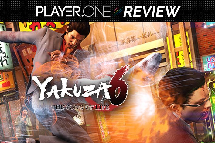 Yakuza 6 review the song of life offers typical yakuza drama yakuza 6 offers some great moments but is held back from greatness by a weak story seganewsweek ccuart Image collections