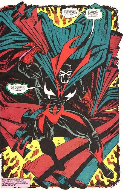 spike lee nightwatch marvel spider man cheo