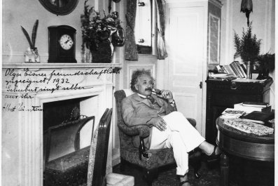 albert einstein arm chair