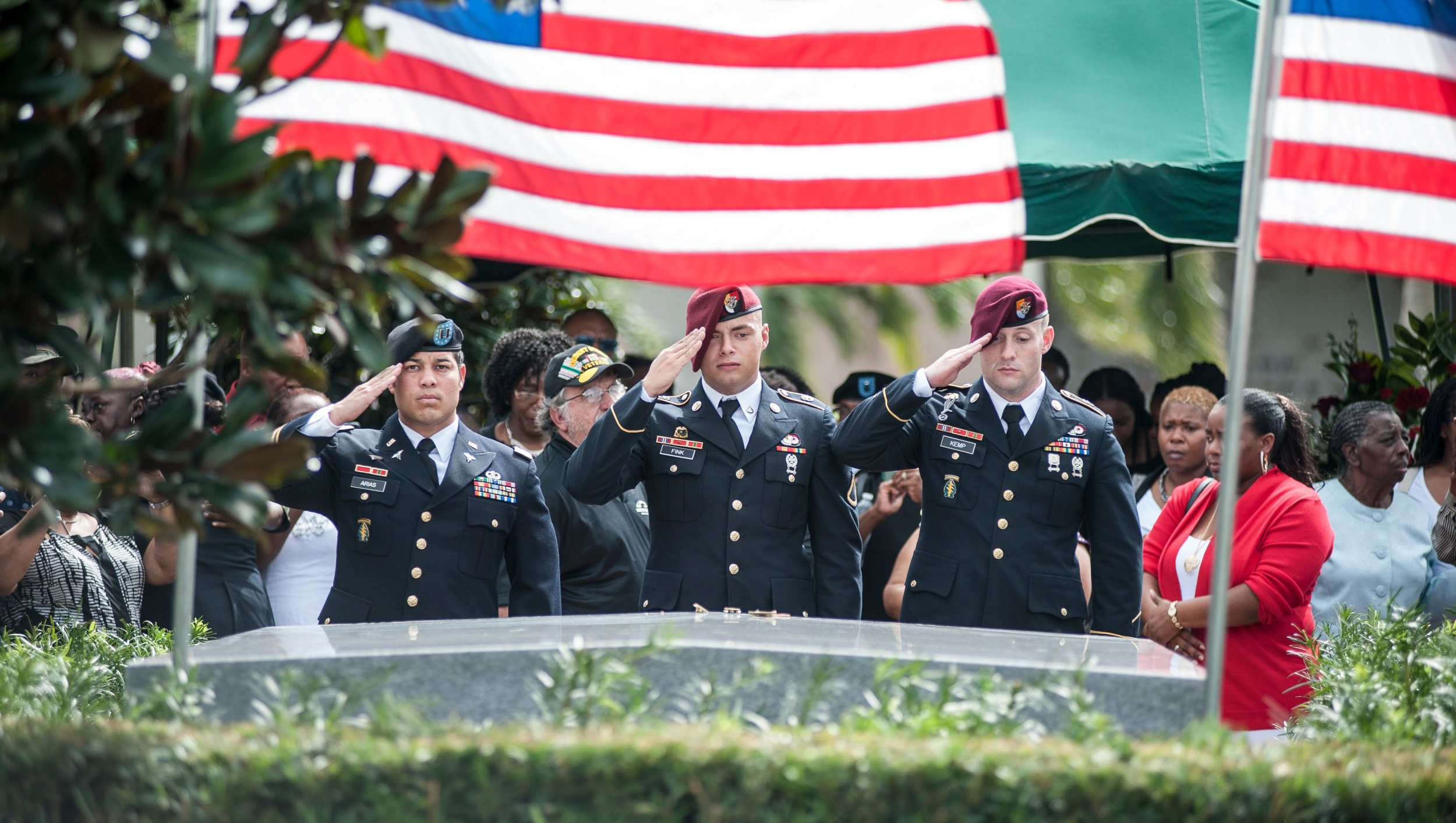 GettyImages-864744114 La David Johnson funeral