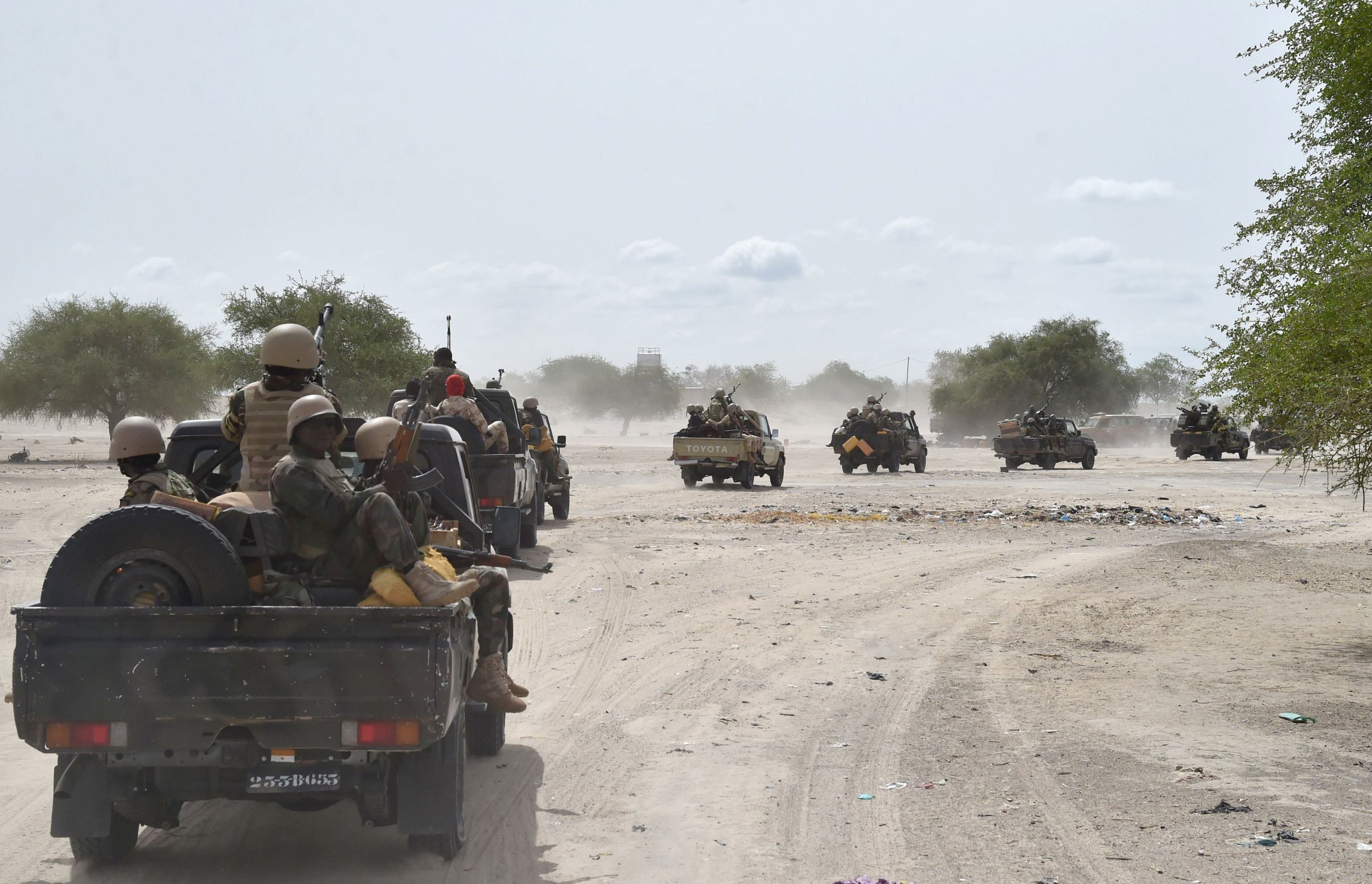 GettyImages-540911238 Niger Army