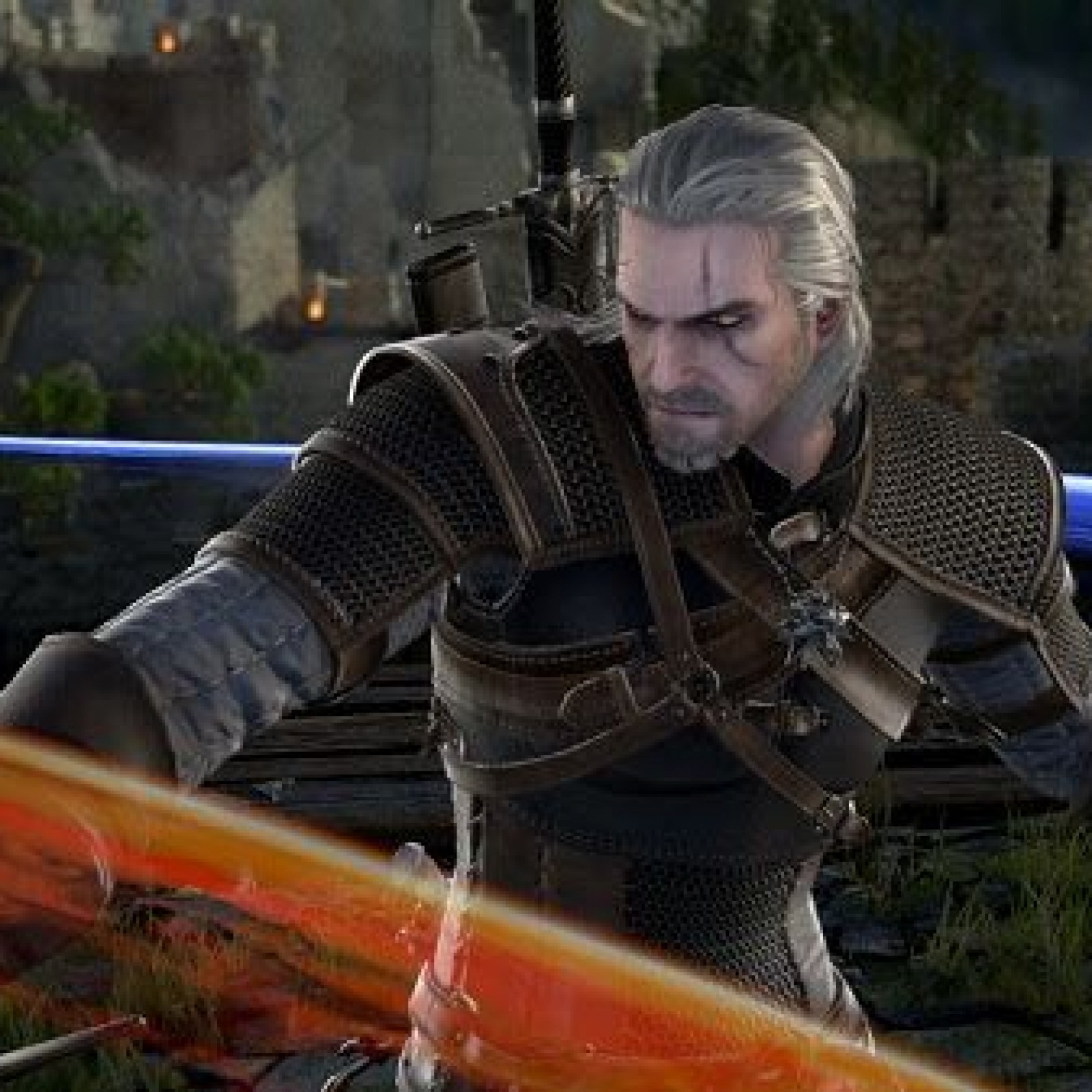 The Witcher' Star Geralt Confirmed For 'Soulcalibur 6'