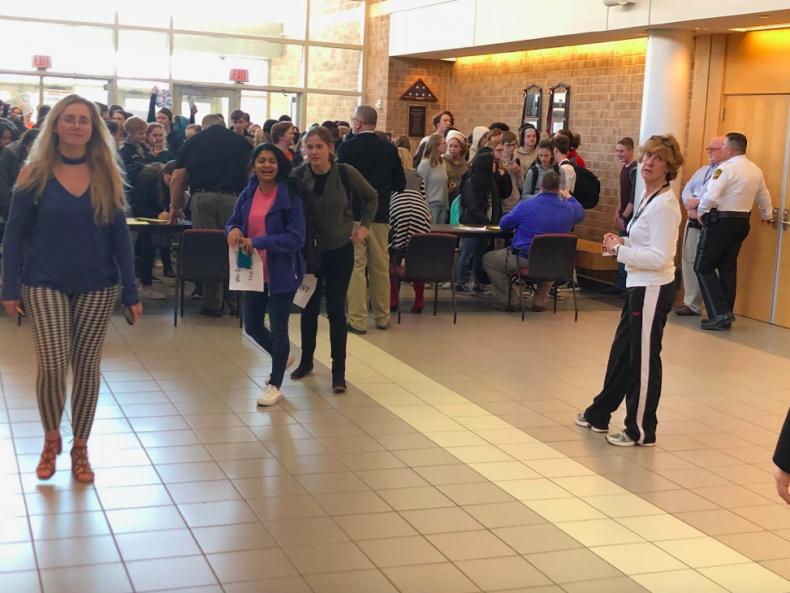 Pennridge Students Sign Up For Detention